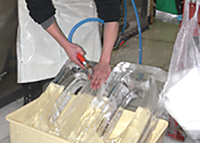 純氷の作り方