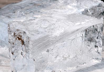 純氷と製氷機氷との違い